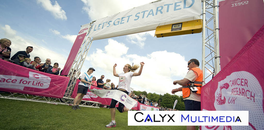 Race for life for 4000 runners.