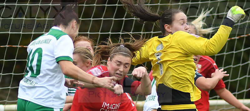©CALYX Pictures  Licence No: 015708/165775 Swindon Town Ladies V Chichester City Ladies